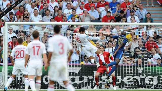 France vs England   UEFA EURO 2012