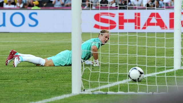 France vs England | UEFA EURO 2012
