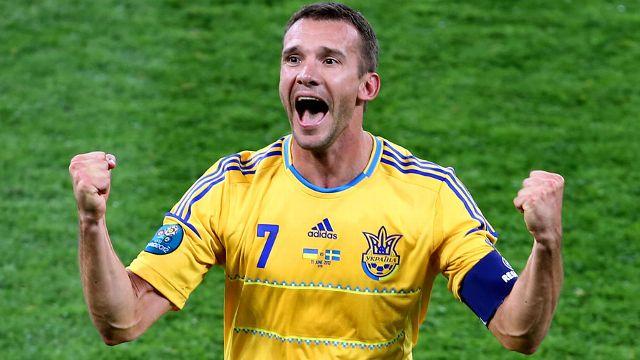 Ukraine vs Sweden | UEFA EURO 2012