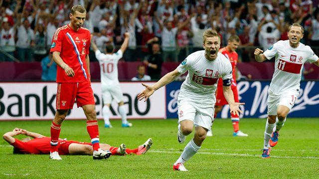 Poland vs Russia | UEFA EURO 2012