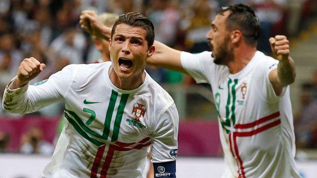 Czech Republic vs Portugal | UEFA EURO 2012