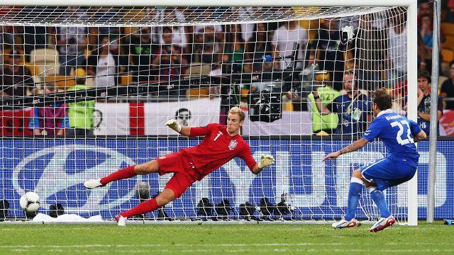 Itali vs England 4-2 EURO 2012
