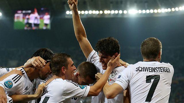 Germany 1-0 Portugal UEFA EURO 2012