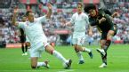 John Terry tackles Marouane Fellaini, England v Belgium, International Friendly, Wembley Stadium, London, June 2, 2012