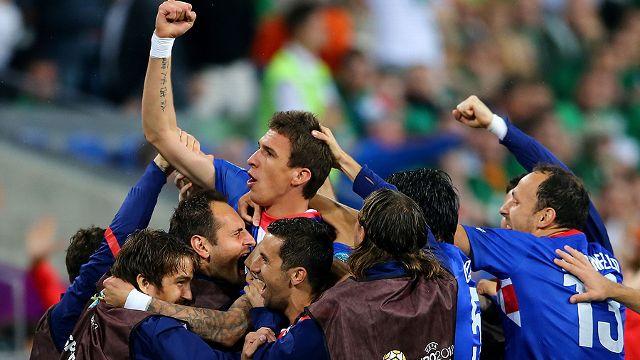 EURO 2012: Ireland 1-3 Croatia