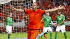 Ron Vlaar, Netherlands v Northern Ireland, international friendly, Amsterdam, June 2, 2012