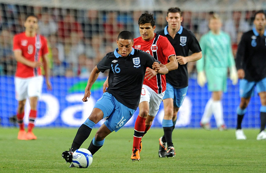 Alex Oxlade-Chamberlain v Norway
