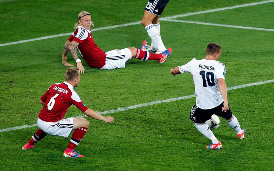 Denmark vs Germany | UEFA EURO 2012